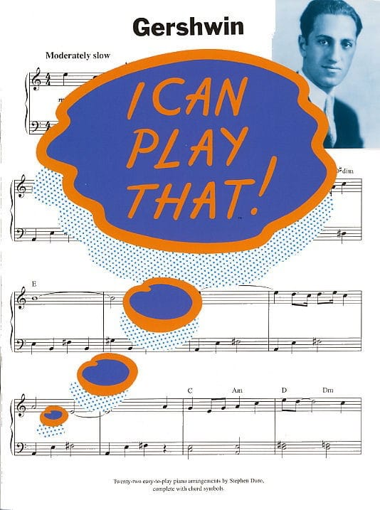 I Can Play That Gershwin - GERSHWIN - Partition - laflutedepan.com