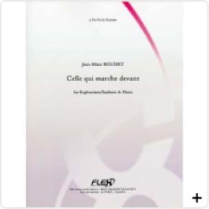 Celle Qui Marche Devant - Jean-Marc Boudet - laflutedepan.com