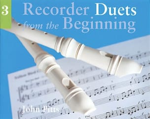 Recorder Duets From The Beginning Volume 3 Partition laflutedepan