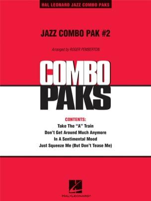 Jazz Combo Pak # 2 Duke Ellington Partition ENSEMBLES - laflutedepan