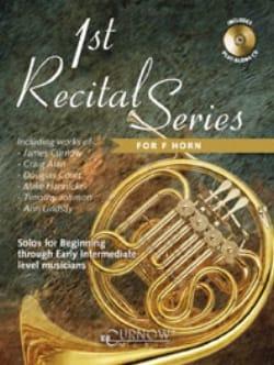 1st Recital series Partition Cor - laflutedepan