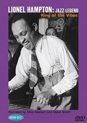 Lionel Hampton - DVD - Legend Jazz King Of The Vibes - Partition - di-arezzo.com