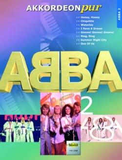 Akkordeon Pur - ABBA 2 ABBA Partition Accordéon - laflutedepan
