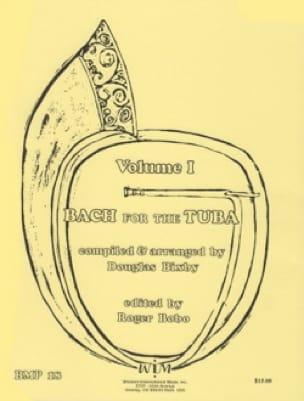 Bach For The Tuba Volume 1 - BACH - Partition - laflutedepan.com