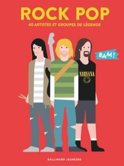 Rock Pop - 40 artistes et groupes de légende laflutedepan