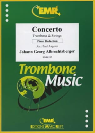 Concerto - Johann Georg Albrechtsberger - Partition - laflutedepan.com