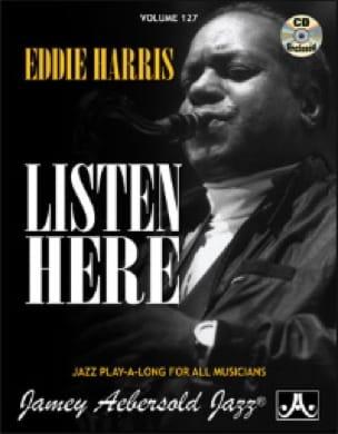Volume 127 - Eddie Harris - METHODE AEBERSOLD - laflutedepan.com