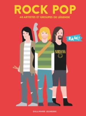 Rock Pop - 40 artistes et groupes de légende - laflutedepan.com