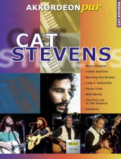 Akkordeon Pur - Cat Stevens Cat Stevens Partition laflutedepan