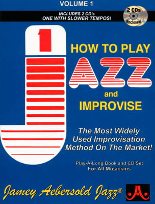 Volume 1 - How To Play Jazz And Improvise laflutedepan