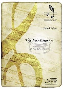 The Funkyman Franck Filosa Partition Batterie - laflutedepan