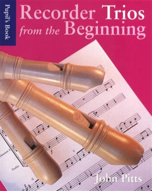Recorder Trios From The Beginning Partition laflutedepan