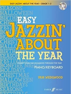 Easy Jazzin' About the Year Pamela Wedgwood Partition laflutedepan