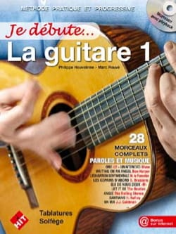 - Je débute la Guitare - Partition - di-arezzo.fr