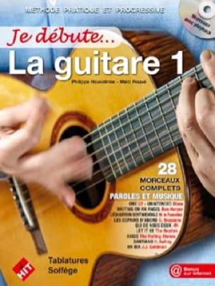 Je débute la Guitare - Partition - Guitare - laflutedepan.com