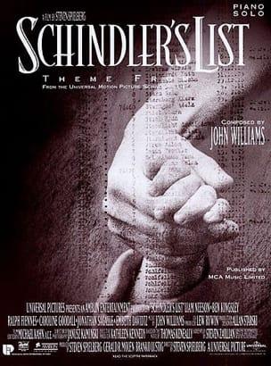 Schindlers List Theme Piano Solo John Williams Partition laflutedepan