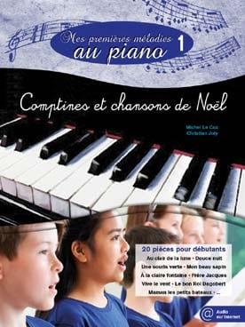 Mes Premières Mélodies au Piano volume 1 - laflutedepan.com