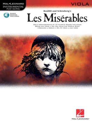 Les Misérables Claude-Michel Schönberg Partition Alto - laflutedepan