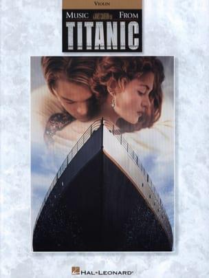 Titanic - Violon James Horner Partition Violon - laflutedepan