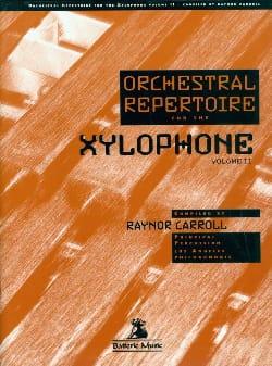 Repertorio orquestal para el volumen de xilófono 2 - Partition - di-arezzo.es