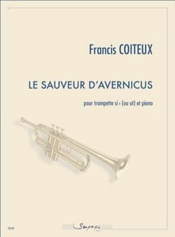 Le Sauveur d'Avernicus Francis Coiteux Partition laflutedepan