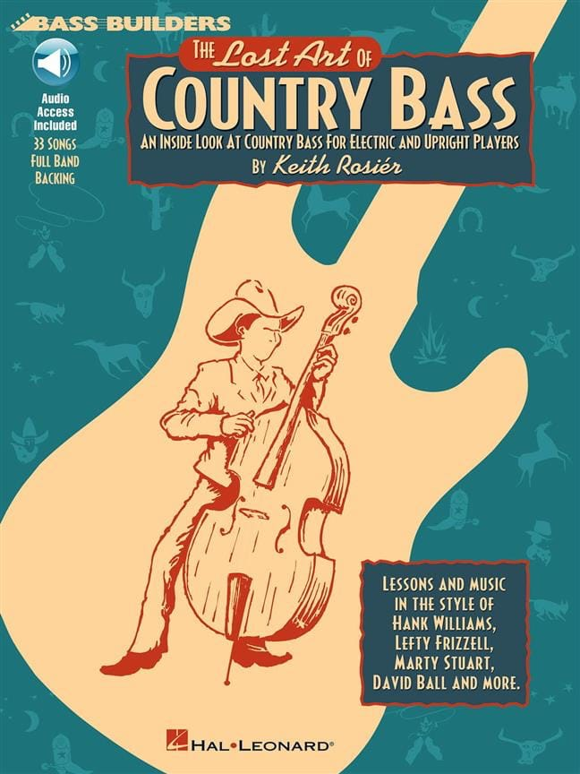 The Lost Art Of Country Bass - Partition - laflutedepan.com