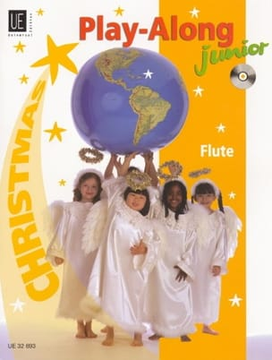 World Music Junior Christmas Play-Along Flute laflutedepan
