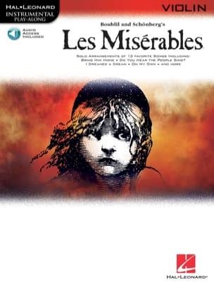 Les Misérables - Violin Play-Along Pack laflutedepan