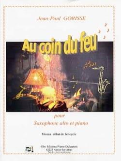 Jean-Paul Gorisse - At the Fireside - Partition - di-arezzo.com