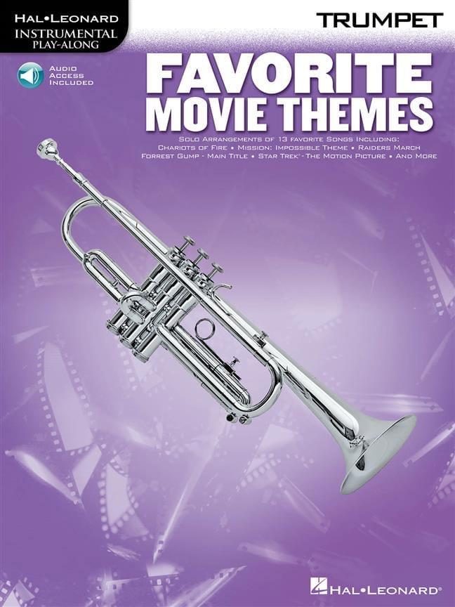Favorite Movie Themes - Partition - Trompette - laflutedepan.com