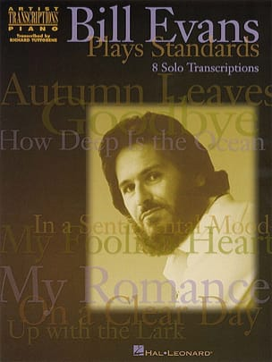 Bill Evans Plays Standards Bill Evans Partition Jazz - laflutedepan