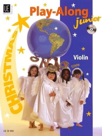 World Music Junior Christmas Play-Along Violin - laflutedepan.com