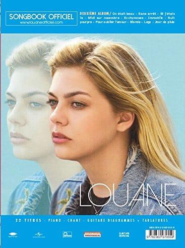Le Songbook Officiel - Chambre 12 & Louane - Louane - laflutedepan.com