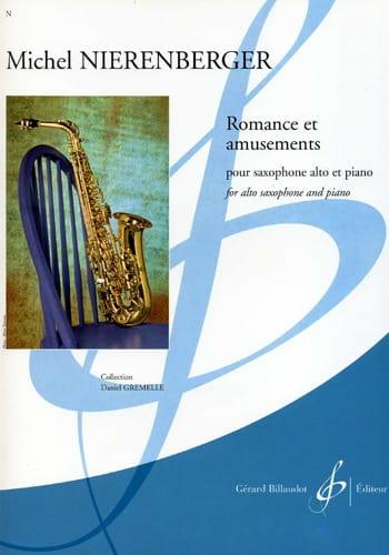 Romance Et Amusements - Michel Nierenberger - laflutedepan.com