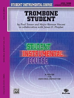 Trombone Student Level Three Advanced Intermediate laflutedepan