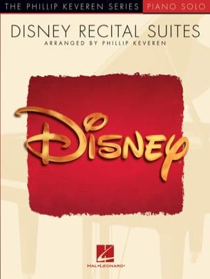 Disney Recital Suites DISNEY Partition Musique de film - laflutedepan