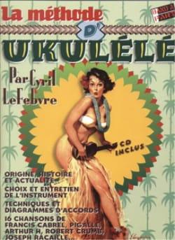Méthode d'Ukulélé Partition Musique du monde - laflutedepan