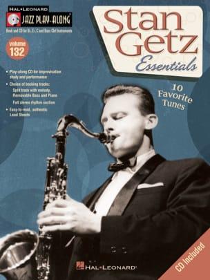 Jazz play-along volume 132 - Stan Getz Stan Getz laflutedepan