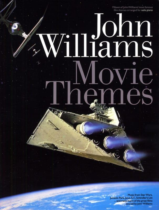 Movies Themes - John Williams - Partition - laflutedepan.com