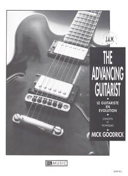 The Advancing Guitarist - Edition Française Mick Goodrick laflutedepan