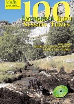 100 Evergreen Irish Session Tunes Dave Mallinson laflutedepan