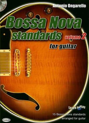 Bossa Nova Standards For Guitar Volume 2 laflutedepan