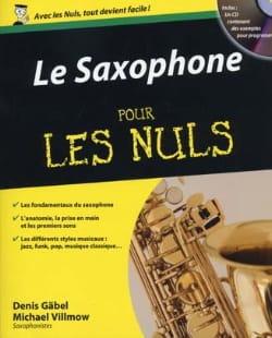 Le Saxophone pour les Nuls Livre Saxophone - laflutedepan