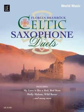 Celtic Saxophone Duets - Florian Bramböck - laflutedepan.com
