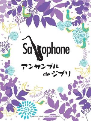 Ghibli Songs for Saxophone Ensemble Joe Hisaishi laflutedepan