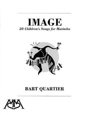 Image Bart Quartier Partition Marimba - laflutedepan
