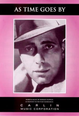 As Time Goes By Casablanca Herman Hupfeld Partition laflutedepan