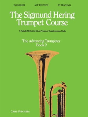 The Sigmund Hering Trumpet Course Book 2 Sigmund Hering laflutedepan