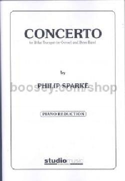 Philip Sparke - Concierto para trompeta Bb - Partition - di-arezzo.es