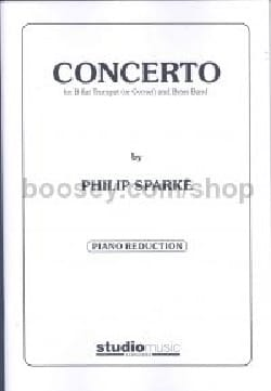Concerto For Bb Trumpet Philip Sparke Partition laflutedepan